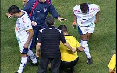 Grêmio Prudente perde para Atlético-PR e é o primeiro rebaixado do Brasileirão de 2010