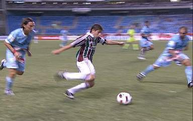 Melhores momentos: Fluminense 2 x 2 Argentinos Juniors pela grupo 3 da Libertadores 2011