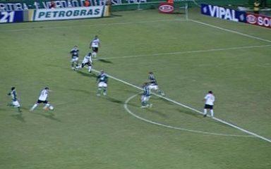 Melhores momentos de Coritiba 6 x 0 Palmeiras pelas quartas da Copa do Brasil