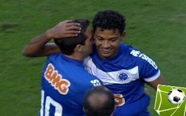 Golaço da 11ª rodada: Wallyson, do Cruzeiro