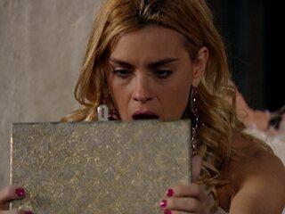 Cap. 16/12 - Cena: Teodora encontra tesouro
