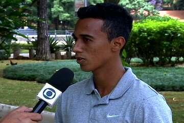 Autor do gol da vitória do Palmeiras, Juninho fala sobre a boa adaptação ao Verdão