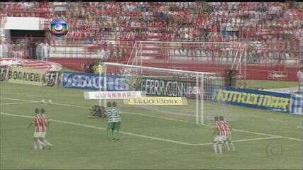 Na rodada de domingo, Náutico e Ypiranga vencem, mas Sport fica apenas no empate