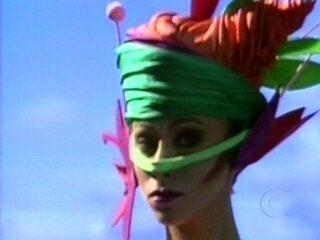 Relembre a abertura do Fantástico, de 1987, com Isadora Ribeiro