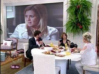 """""""A Carminha não vai salvar a Nina"""", diz Ana Beatriz"""