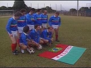 Em 2000, Cruzeiro encara o misterioso Malutrom na fase final do Brasileirão