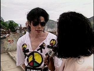 No '50 Coisas que Preciso Rever no Vídeo Show Antes que o Mundo Acabe', relembre a entrevista de Glória Maria com Michael Jackson