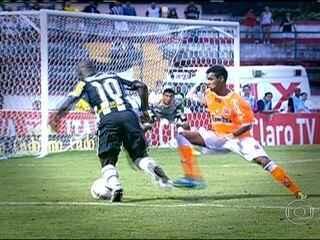 Com Seedorf à la Garrincha, relembre goleada sobre o Nova Iguaçu