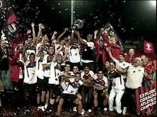 Atlético-PR vence o Cianorte e conquista o Campeonato Paranaense de 2009