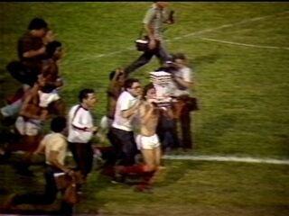 Em 1982, Flamengo conquista troféu do Brasileirão