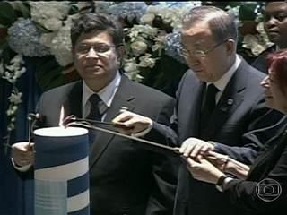 ONU presta homenagem aos dez anos da morte do brasileiro Sérgio Vieira de Mello