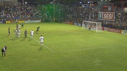 Em Manaus, Vasco vence o Nacional-AM pela Copa do Brasil