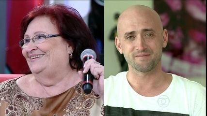 Humorista Paulo Gustavo fala da mãe Déa Lúcia no Encontro