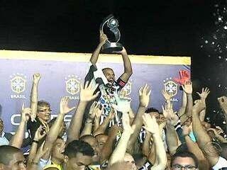 Botafogo-PB campeão da Série D do Brasileirão de 2013