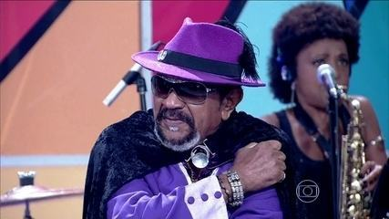 Gerson King Combo canta 'Funk Brother Soul'