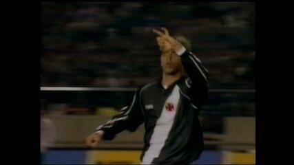 Juninho marca na derrota do Vasco para o Real Madrid na final do Mundial de Clubes de 1998