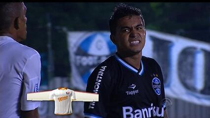 Atacante Dudu, do Grêmio, entra para o Inacreditável F.C