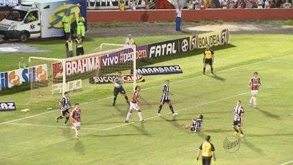 Botafogo-SP derrota Comercial no último Come-Fogo disputado pela Série A1 do Paulista