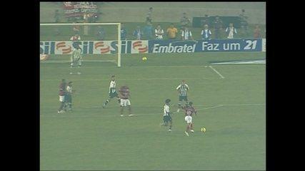 Guarda lo strepitoso gol di Renato Augusto nella finale di Carioca 2007 tra Flamengo e Botafogo