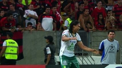 Flamengo perde em casa para o León e está eliminado da Libertadores