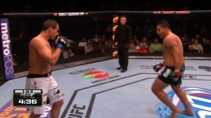 UFC Brown x Silva - Soa Palelei x Ruan Potts