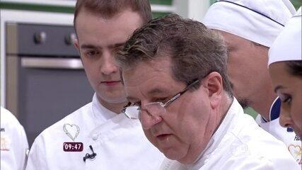 Confira a segunda parte do workshop do chef Laurent