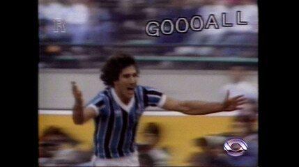 Celestino Valenzuela narra título mundial do Grêmio