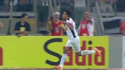 Edcarlos marca gol heroico e classifica o Atlético-MG na Copa do Brasil