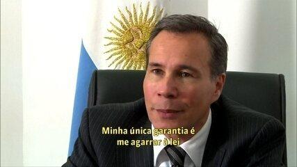 O nebuloso caso da morte do promotor argentino Alberto Nisman