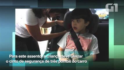 Guia Prático #80: Saiba como transportar as crianças no carro e o que é Isofix