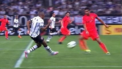 Melhores momentos: Corinthians 4 x 3 Sport pela 18ª rodada do Brasileirão 2015