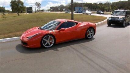 Supremo devolve a Collor carros de luxo apreendidos na Lava Jato