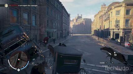 Assassin's Creed Syndicate - Como funcionam as carruagens no game