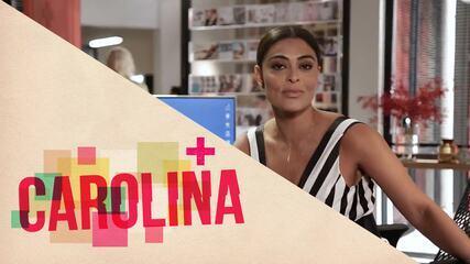 Conheça Carolina, personagem de Juliana Paes