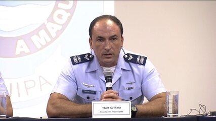Relatório da FAB diz que falha dos pilotos foi uma das causas do acidente que matou Campos