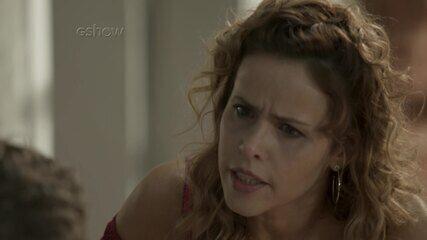 Teaser 04/8 - Gilda não concorda com atitude de Arthur