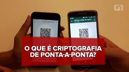 Veja como funciona a criptografia de ponta-a-ponta do WhatsApp