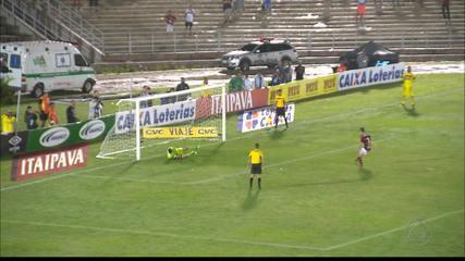 Campinense conquista vaga para a final da Copa do Nordeste nos pênaltis