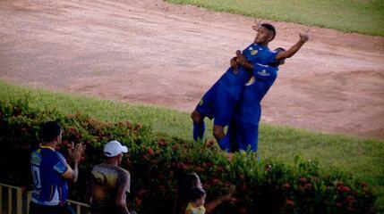 Os gols de River-PI 1 x 1 Altos pelo returno do Campeonato Piauiense