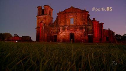 #partiuRS: conheça a história de São Miguel das Missões, RS