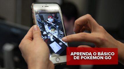 'Pokémon Go' chega ao Brasil e G1 testa funções básicas do jogo de smartphones