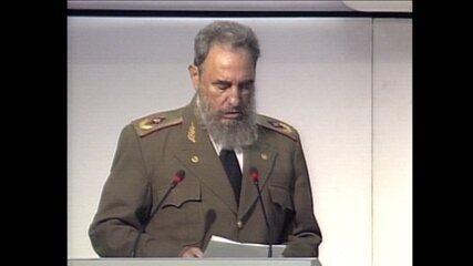 Fidel Castro, líder da Revolução Cubana, completa 90 anos