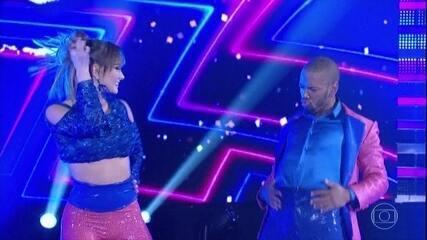 Nego do Borel surpreende e arranca risadas no 'Dança dos Famosos'