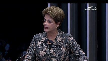 """""""Tinha medo da morte e das sequelas da tortura, mas não cedi"""", diz Dilma Rousseff"""