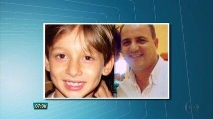 Polícia da Argentina encontra Carlinhos e prende pai