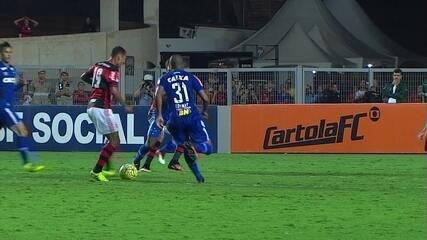 Os gols de Flamengo 2 x 1 Cruzeiro pela 27ª rodada do Campeonato Brasileiro