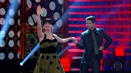 Letícia Lima faz todo mundo dançar rock