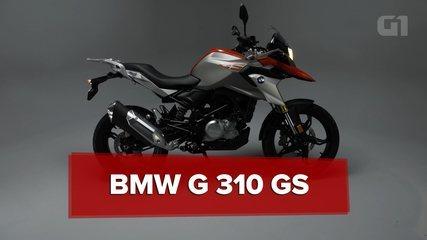 BMW G 310 GS: moto aventureira chega ao Brasil em 2017