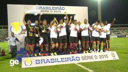 Minutos finais de River-PI x Botafogo-SP e a comemoração