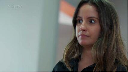 Teaser Malhação - 30/11: Nanda pede quantia alta para Bárbara
